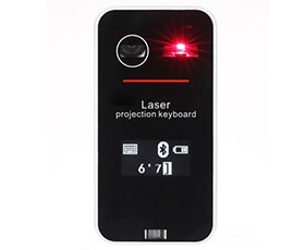 Mini Portable Laser Projection Bluetooth Virtual Keyboard & Mouse