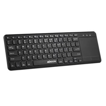 KKmoon 2.4GHz Wireless Touch Keyboard