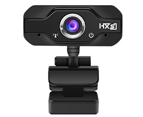 HXSJ S50 720P HD Web Camera with Built-in Microphone for Video Calling