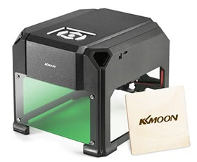 KKmoon AC100-240V 1000mW Laser Engraving Machine