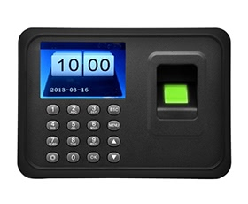 "2.4"" TFT LCD Display USB Biometric Fingerprint Attendance Machine"