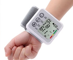 Automatic Blood Pressure Pulse Monitor