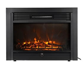 "Homgeek 28.7""*21"" Embedded Electric Fireplace"
