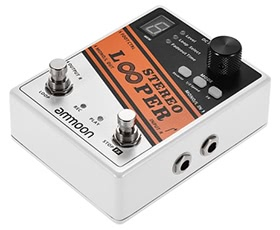 STEREO LOOPER Loop Record Guitar Effect Pedal