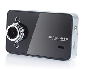 2.4 Inch TFT LED Portable Camera DVR Night Vision Recorder