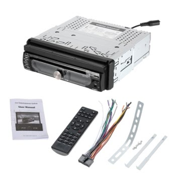 "7"" Universal Detachable Car Radio Multimedia DVD Player"