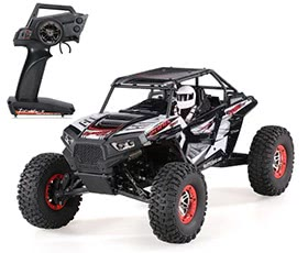 WLtoys 10428-B2 1/10 2.4G 4WD Electric Rock Crawler