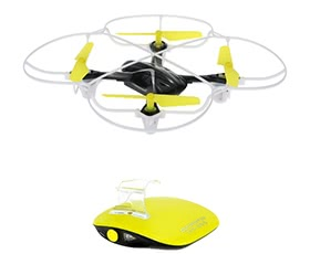 TECHBOY TB-802 2.4GHz Remote Control One-key Motion Controlling Drone