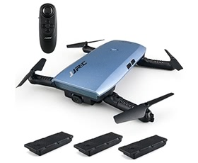 JJRC H47 WIFI FPV Foldable RC Quadcopter Fly more Combo