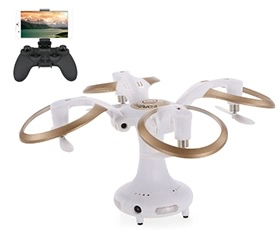 Wifi FPV Ball Shaped Drone Foldable RC Quadcopter