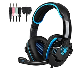 SADES SA-708GT Gaming Headphone