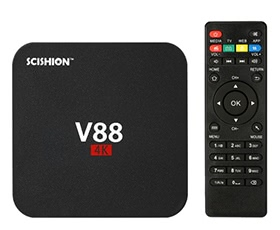 V88 TV Box RK3229 1G / 8G