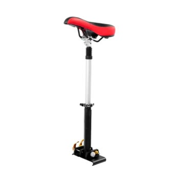 Electric Scooter Retractable Seat with Bumper