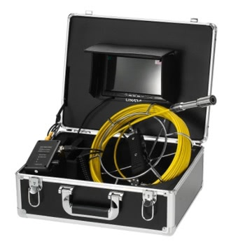 Lixada 20M Drain Pipe Sewer Inspection Camera