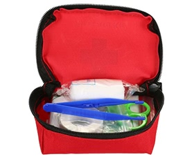 35PCS Portable First Aid Medical Kit