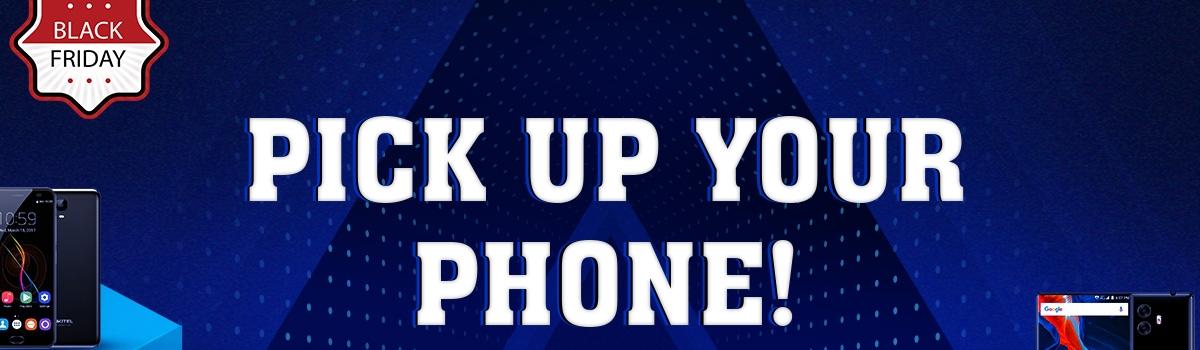 20171116_pick_up_your_phone_banner1 Sconti per il Black Friday da TomTop: droni e smartphone in offerta