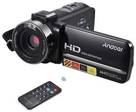 Andoer HDV-3051STR Digital Video Camera