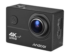 Andoer AN200 4K WiFi Action Sports Camera