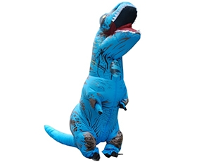 Funny Inflatable Dinosaur Trex Costume Suit