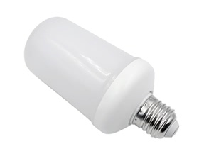 LED SMD2835 Flame Flickering Effect Light Bulb