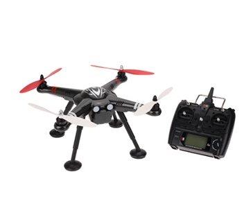 XK Detect X380 2.4GHz RC Quadcopter RTF Drone without Camera and Gimbal