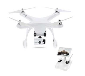 Upair One 5.8G FPV 2.7K HD Camera Brushless GPS Drone