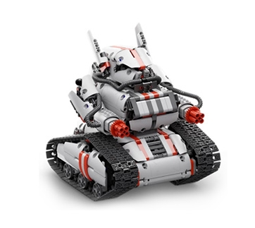 XIAOMI Mitu Rover DIY Mobile Phone Control Building Self-assembled Tank Battle Robot