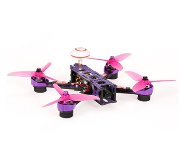 GoolRC XF220 5.8G 200mW 700TVL 2205 Brushless F4 Flight Control FPV Racing Quadcopter with FlySky Receiver