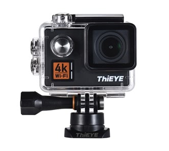ThiEYE T5 Edge 4K WiFi Action Sports Camera