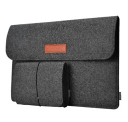 dodocool 13.3-Inch Laptop Felt Sleeve Bag