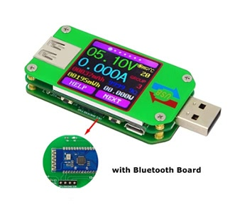 RD UM24C USB 2.0 Color LCD Display Tester
