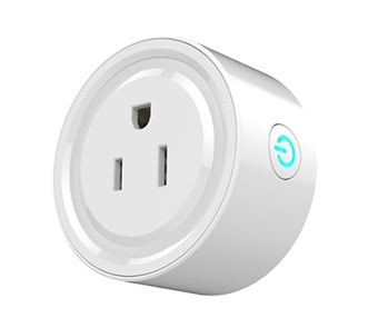 2Pack Smart Wi-Fi Mini Outlet Plug