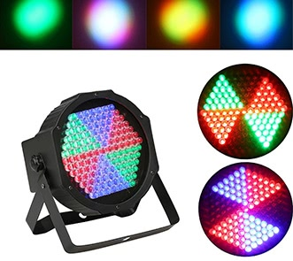 25W 127LEDs DMX512 RGB Effect Stage Light