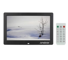 "Andoer 10.1"" LCD Digital Photo Picture Frame"