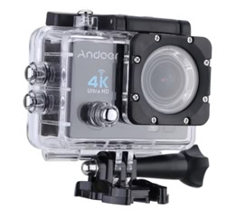Andoer Q3H 4K Wifi Action Camera