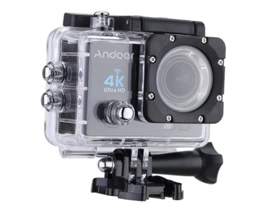 Andoer Q3H 4K Ultra HD Wifi Action Camera