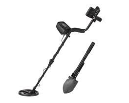 KKmoon Underground Metal Detector With Multi-function Shovel