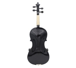 4/4 Violin Fiddle Basswood Steel String Arbor Bow Stringed Instrument for Music Lovers Beginners
