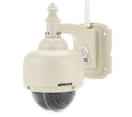 H.264 HD 720P Auto-focus Wireless WiFi IP Camera