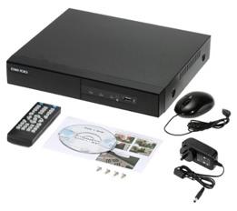4CH 1080P H.264 P2P NVR