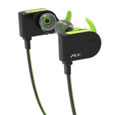 AEC BQ658 Bluetooth 4.1 In-ear Headphone