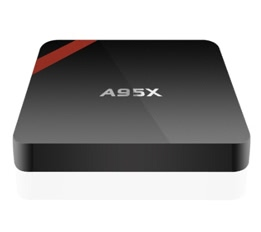 A95X Smart Android 6.0 TV Box S905X 1G / 8G US Plug