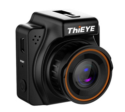 ThiEYE Safeel One 1296P Car DVR LCD Driving Video Recorder 145 Degree Wide Angle night vision