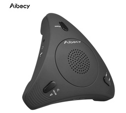 Aibecy 360° USB Desktop Computer Conference Meeting Microphone Speaker