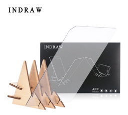 Indraw Sketch Drawing Board Tracing Light Pad