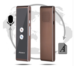 Aibecy T8S Real-time Multi Language Translator Speech/ Text Translation Device