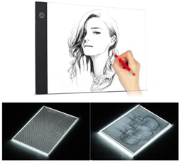 A4 Size Ultra-thin LED Light Box Drawing Tracing Tracer Copyboard