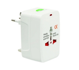 All-In-One International AC Adapter Plug
