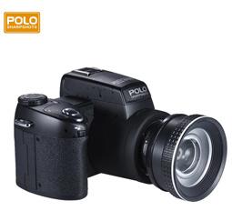 Polo Sharpshots Zoomable Digital Camera