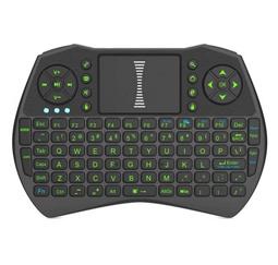 Backlit 2.4GHz Wireless Keyboard